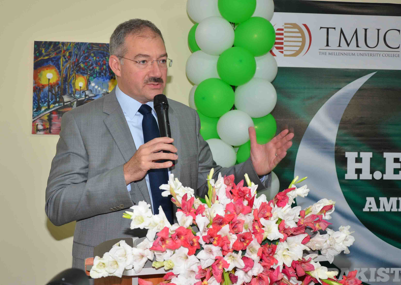 Turkey Access Centre inaugurated