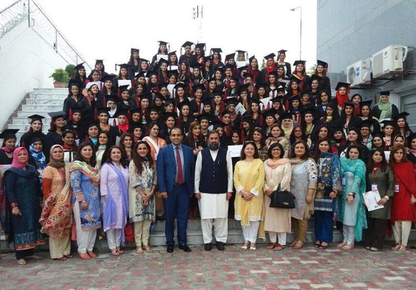 Graduation ceremony of MMW organised at TMUC