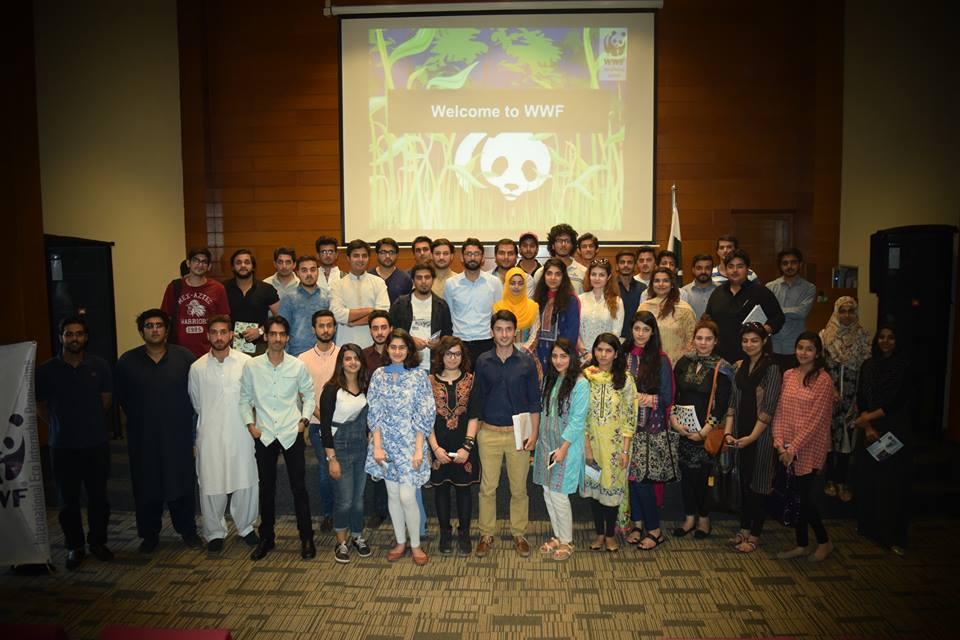 WWF Eco Internship