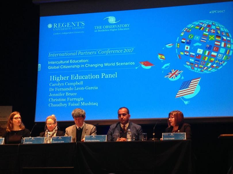 OBHE focuses on global citizenship at conference
