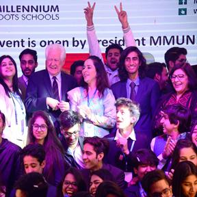 MMUN 2017 starts at Millennium Campus & TMUC