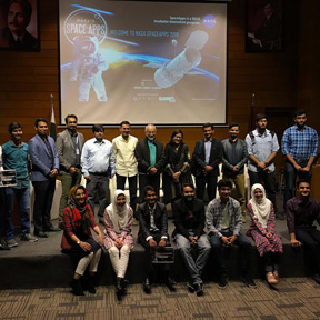 TMUC Islamabad NASA's global Hackathon