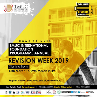 ifp program in TMUC