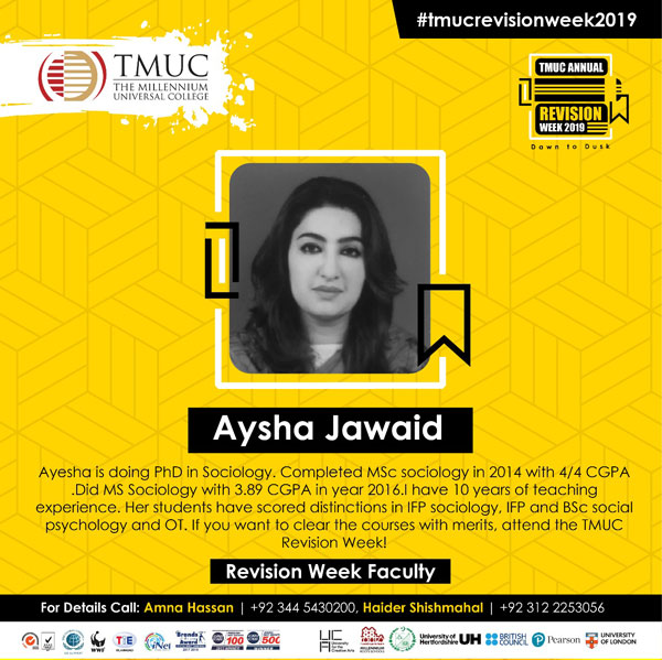 Aysha Jawaid