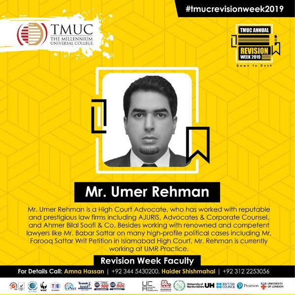 Umer Rehman