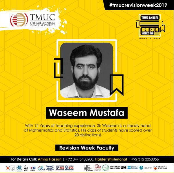 Waseem Mustafa