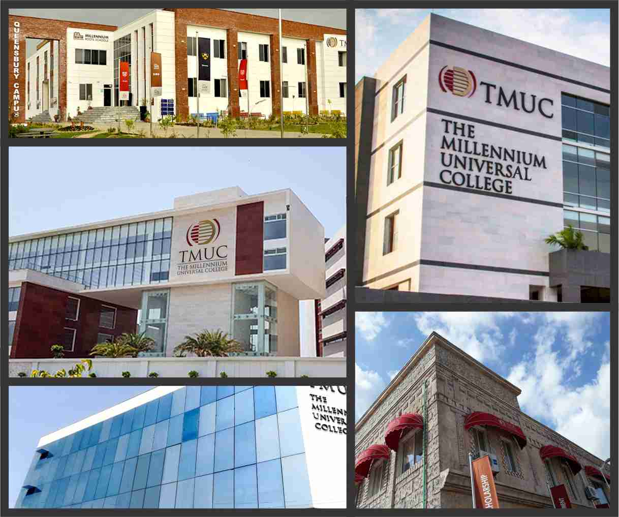 The Millennium Universal College Top International University Pakistan